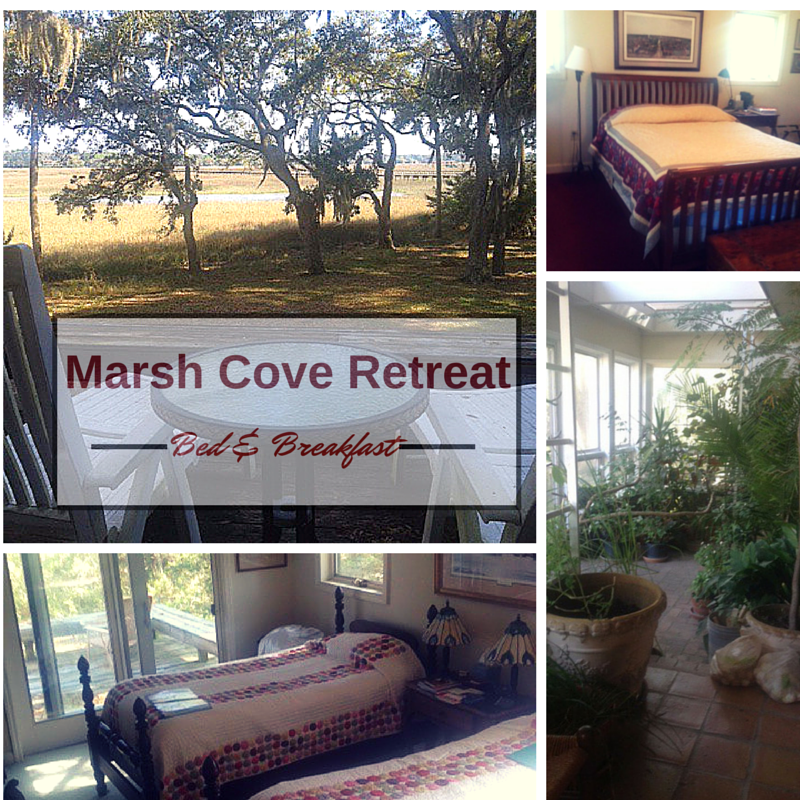 Marsh Cove Retreat